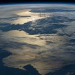 Polskie wybrzeże okiem Międzynarodowej Stacji Kosmicznej
