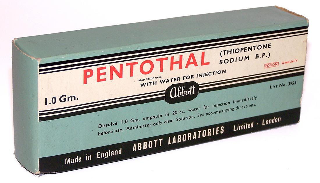 pentotal