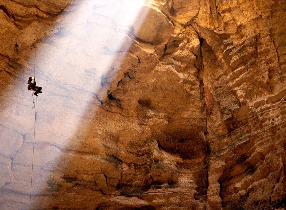 Najgłębsza znana jaskinia na świecie