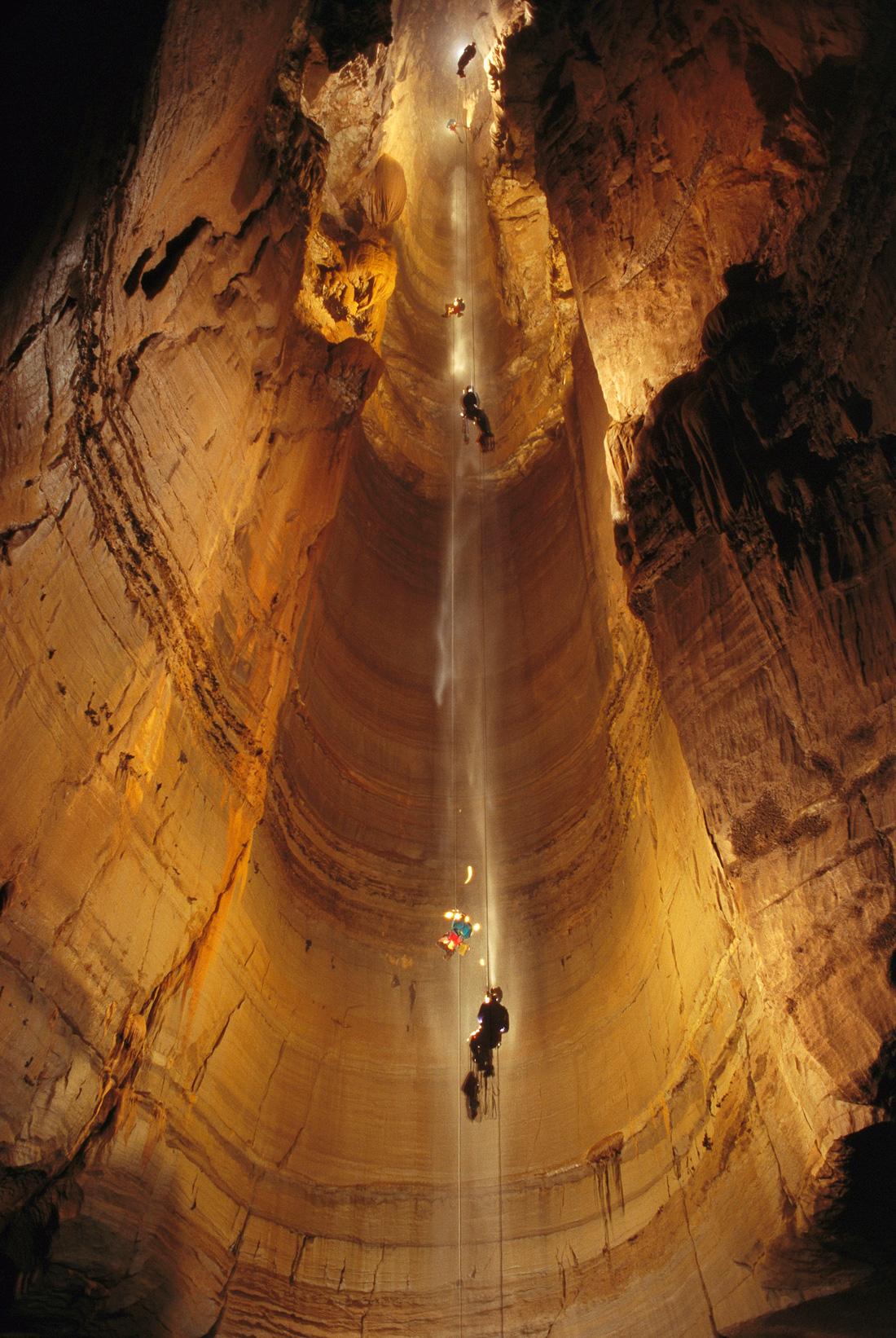 Jaskinia Krubera