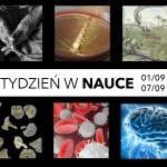 Tydzień w Nauce [01/09 -07/09]