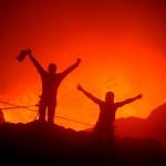 Witamy w piekle, czyli zejście w głąb krateru aktywnego wulkanu