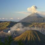 Niezwykła ceremonia na wulkanie Bromo