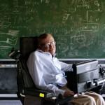 Stephen Hawking na Facebooku!