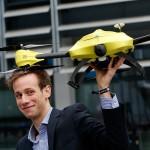 Drony, które ratują ludzkie życie