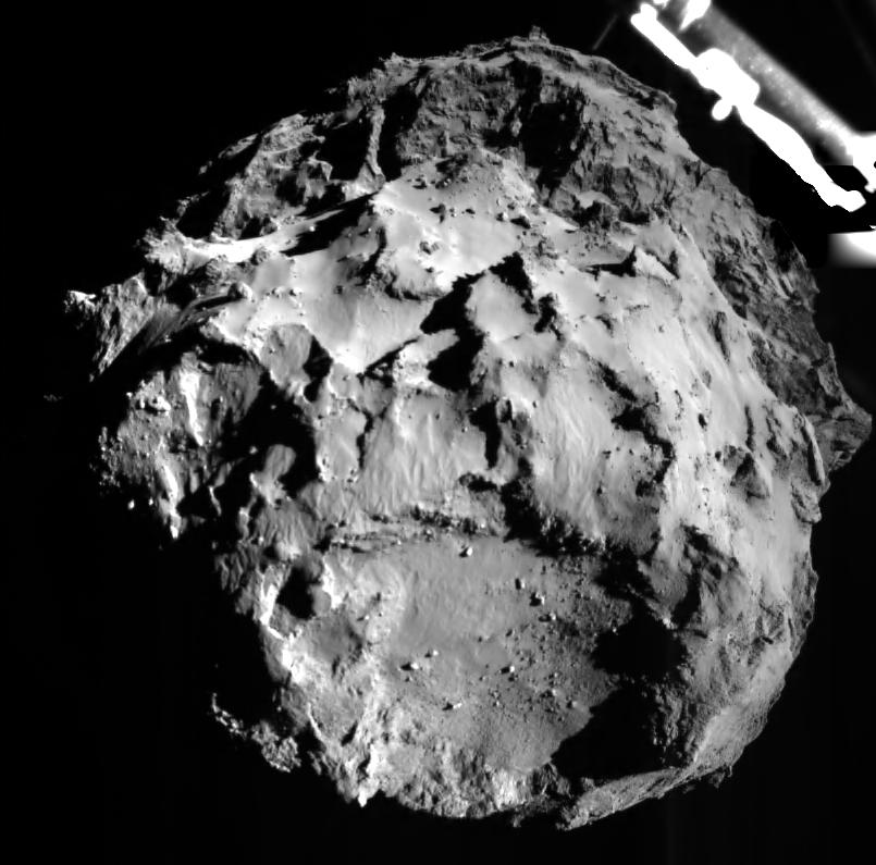 kometa-pierwsze-zdjecie