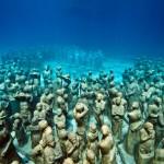 Niesamowite podwodne dzieła sztuki, które ratują rafy koralowe