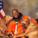 Najlepszy oficjalny portret astronauty, jaki kiedykolwiek widzieliśmy