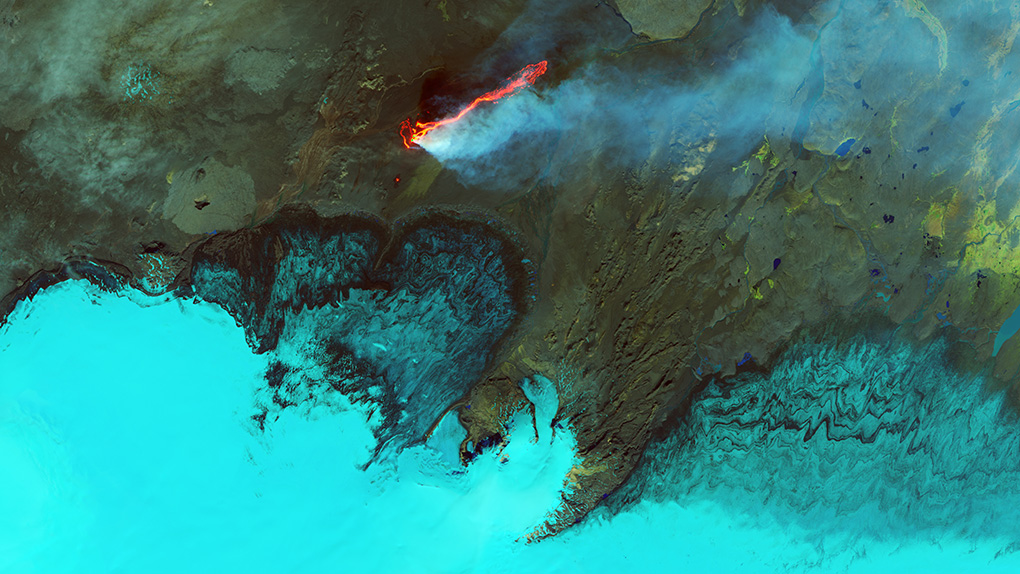 wulkan-islandia