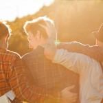 Obecność kumpla pomaga przezwyciężyć strach