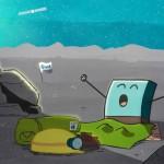 Dzień dobry! Philae się obudził i nawiązał kontakt z Ziemią!