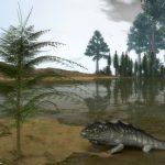 Nowe gatunki  tetrapodów ze Szkocji