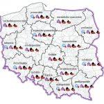 Interaktywna mapa zabytków Polski